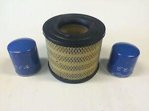 Filter Kit HOLDEN RA RODEO 3.0L T/DIESEL 4JH1TC 2003-08 Z158 / A1504 (236 / Z169