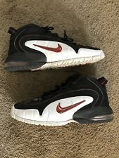 Nike Air Penny 1 Size 13 lot Pippen Barkley uptempo force flight