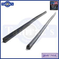 64-66 Dart 68-70 Mopar B Body Rear Quarter Window Weatherstrip Seals Pair VS7E
