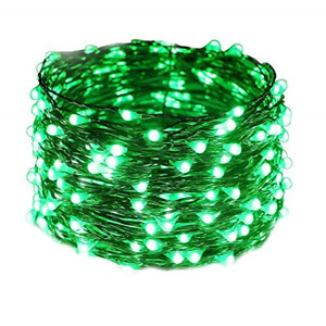 HAHOME Waterproof Led String Lights,33Ft 100 LEDs Indoor and Outdoor Starry with