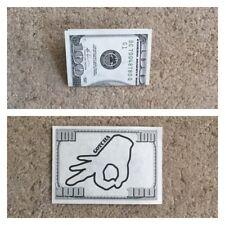 Trick Realistic 100 Dollar Bill (Circle Punch Game)