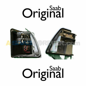 SAAB 900 Original OEM DRIVERS 1986-1993 Saab 900 Outer Tail Light REFLECTOR ONLY