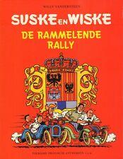 SUSKE EN WISKE - DE RAMMELENDE RALLY (1998)