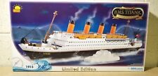 COBI Limited 101th Anniversary Edition R.M.S. Titanic Set