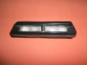 Luce targa posteriore Fiat 126  127 128 Autobianchi a112 Rear light Fiat 126 127