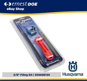 Husqvarna 3/8 File Kit | Genuine Husqvarna 505698130