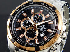 Imported CASIO Edifice EF-539D-1A5VDF MENS WRIST WATCH