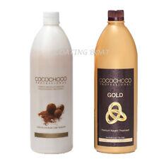 COCOCHOCO 1 Gold & 1 Original Brazilian Keratin Hair Treatment 34oz/1000ml