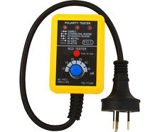 RCD ELCB Power Point and Leakage Tester ME4000