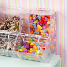 Candy Dispenser Bin for Bakery Pet Shop Kitchen for American Girl Doll House