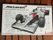 1/20 Fujimi  - McLaren MP4/6 - Japan GP 1991 - Senna