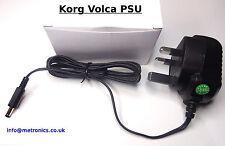 9 V Adaptateur DC Regulated Power Supply pour Korg Volca Keys Brand New PSU