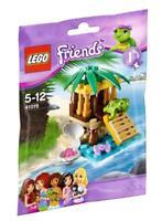Lego Friends 41019 Turtle's Little Oasis Polybag Promo Rare NISB