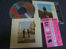 PINK FLOYD / Wish You Were Here / JAPAN LTD CD OBI