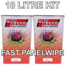 Pro Range 10 Litre Fast Panel Wipe/Degreaser Paint Automotive Panelwipe