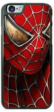 Spider-man Close-Up Phone Case Cover for iPhone Samsung Google LG etc.