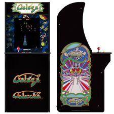 ARCADE1UP GALAGA ARCADE MACHINE *DISTRESSED PKG