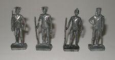 "Komplettsatz Metallfiguren ""Frankreich um 1780"" (2)"