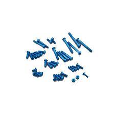 KO Propo EX-1 KIY Aluminum Screw (Blue) - KOP10533