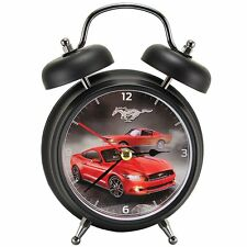 Ford Mustang Alarm Clock by Mark Fledstein