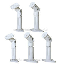 5 Universal Wall Ceiling Satellite Speaker Mounts Tilt Home Theater Bracket bs5