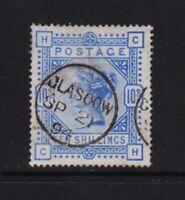 Great Britain - #109 VF used, cat. $ 550.00+