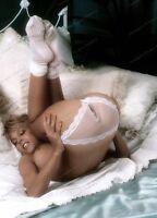 8x10 Print Sexy Model Pin Up Connie Brighton 1982 Nudes #CBP