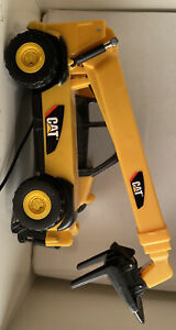Caterpillar Forklift Wired Remote Control Toy By Toy State Untested