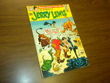 JERRY LEWIS #110 DC Comics 1969 The Adventures of ... movies humor