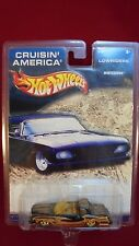 Mattel Hot Wheels Cruisin' America Lowriders Montezooma 1:64 scale die cast MIB