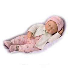"ASHTON DRAKE Tiny Miracles Sleepytime SOPHIE Lifelike 10"" Toy Doll NEW"