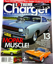 EXTREME CHARGER HIGH PERFORMANCE MOPARS MAGAZINE