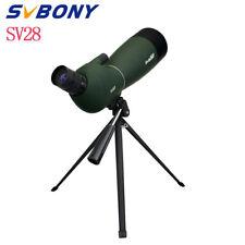 SVBONY SV28 25-75x70mm BAK4 Spective Washerproof Spotting Scope+Tischstativ DE