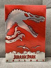 Jurassic Park Trilogy (Dvd, 2001, 4-Disc Set, Widescreen)