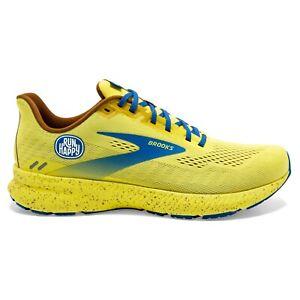 BROOKS LAUNCH 8 Scarpe Running Uomo Lightweight Cushioning Yellow 110358 711