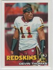 2010 Topps Football Washington Redskins Team Set