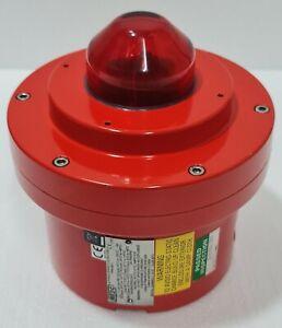 COOPER MEDC Type : XB11 Xenon Licht 24VDC S/N:2048900171003