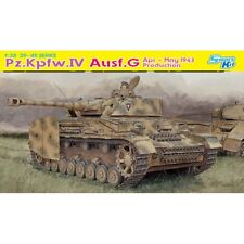 Dragon #6594 1/35 Pz.Kpfw.IV Ausf.G Apr-May 1943 Production