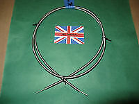 """MGB Air Control Cable 46"""" for MGB 1962-1973 new"""