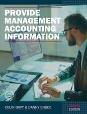 Provide Management Accounting Information (2018)