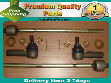 4 TIE ROD END SET FOR TOYOTA CELICA 86-89 TOYOTA CAMRY 87-91