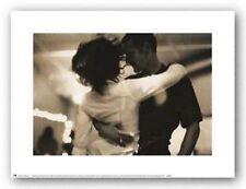 DANCE ART PRINT Tango Lesson by Maggie Heinzel Neel