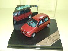 FIAT CINQUECENTO SX Bordeaux 1996 Bordeaux VITESSE V095B