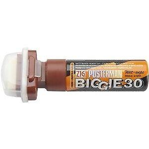 Zig 30mm Wide Posterman Biggie Tip Wet Wipe Marker