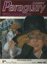 MALIK . JOHNNY PARAGUAY N°2 . STALNAKER . EO . 1985 .