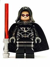 LEGO STAR WARS JEDI DARTH BANE DARK JEDI SITH 100% LEGO NEW CREATED RULE OF TWO