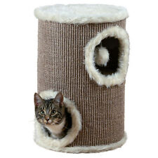 TRIXIE chat TOWER GRAND marron/beige, 33 x 50 cm, NEUF