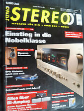 Stéréo 6/13 eletrocompaniet ECI 6, accuphase E 260, Cambridge 752 BD, IPC Travelle