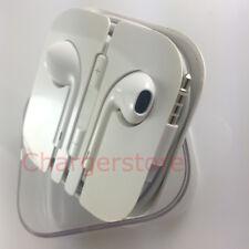 Original Apple Earpods Con 3.5mm Enchufe De Auriculares/micrófono para iPhone 6S 6 Plus 5S se