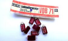 VQB71 RFT 7-Segment Hybrid numerische Red LED Display (1 PCs)